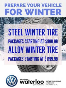 Winter Tire Packages Ad