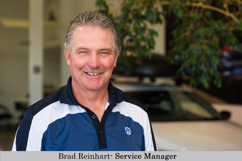 Brad  Reinhart